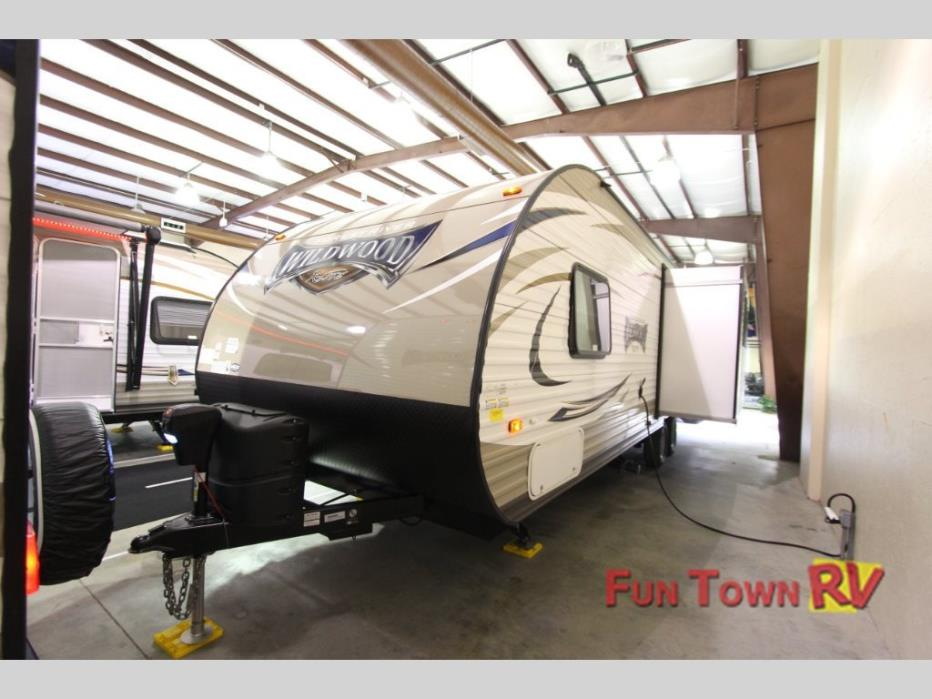Forest River Rv Wildwood X-Lite 254RLXL