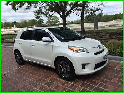 2012 Scion xD Release Series 4.0 - call PENNY 423-276-9953 2012 Release Series 4.0 Man Natl Used 1.8L I4 16V Automatic FWD Hatchback