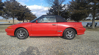 1994 Mercury Capri XR2 Convertible 2-Door 1994 Mercury Capri XR2 Convertible 2-Door 1.6L