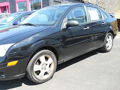 2007 Ford Focus zx4 Ford Focus ZX4