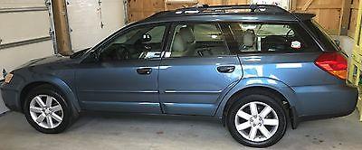 2006 Subaru Outback 2.5i Wagon 4-Door 2006 Subaru Outback 2.5i Wagon 4-Door 2.5L