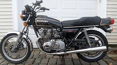 1979 Suzuki Gs550 Motorcycles for sale