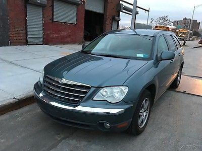 2007 Chrysler Pacifica Touring 2007 Touring Used 4L V6 24V Automatic FWD SUV Premium