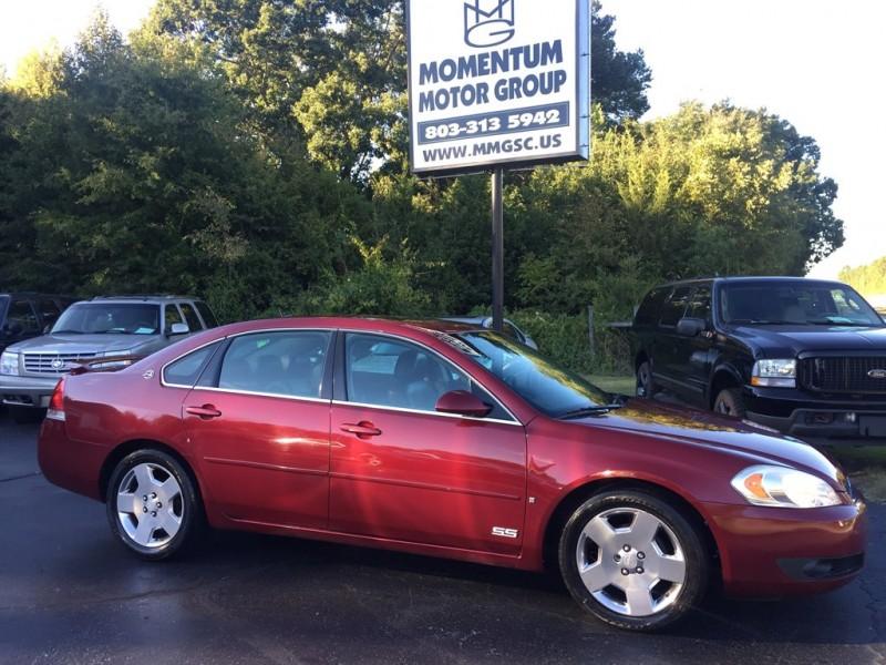 chevrolet impala cars for sale in south carolina. Black Bedroom Furniture Sets. Home Design Ideas