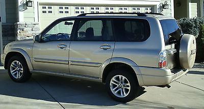 2006 Suzuki XL7 4 door 2006 4 x 4 suzuki xl 7 excellent condition 7 500