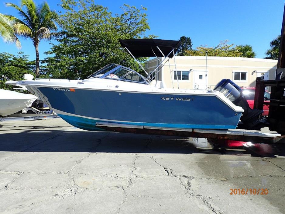 2011 Key West 225DC