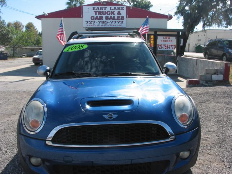2008 MINI Cooper Clubman S/Cash Or Finance/Warranty Included !!!!