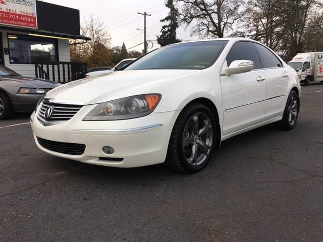 2005 Acura RL SH-AWD 4dr Sedan