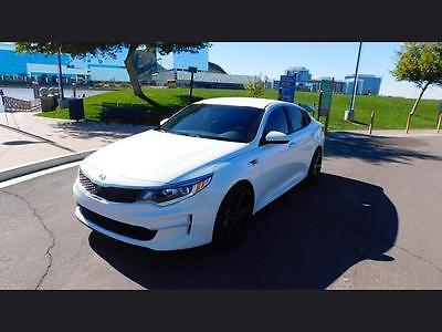 2016 Kia Optima  2016 Kia Optima LX Automatic 4-Door Sedan