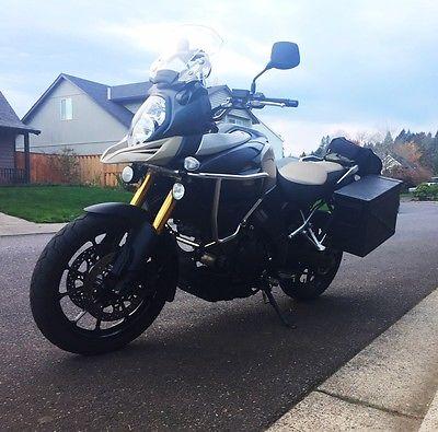 2014 Suzuki Other 2014 suzuki v strom 1000 adventure abs