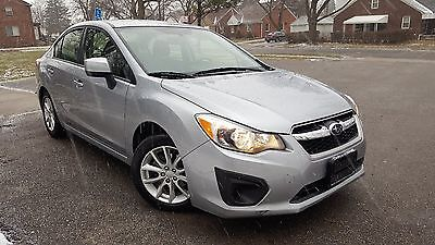 2013 Subaru Impreza Sedan 2013 Subaru Impreza PZEV sedan super low miles warrant awd