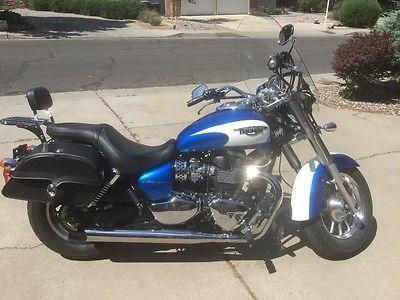 2012 Triumph America triumph america motorcycle