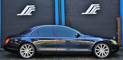 2006 Maybach 57 4dr Sedan 2006 Maybach 57 Rear Enetertainment 120 Month Financing Accept Trades