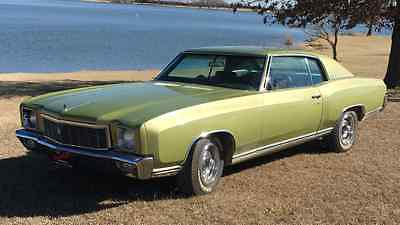 1971 Monte Carlo Cars For Sale