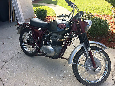 1970 BSA Lightning/Firebird  1970 BSA LIGHTNING - FIREBIRD SCRAMBLER TRIBUTE