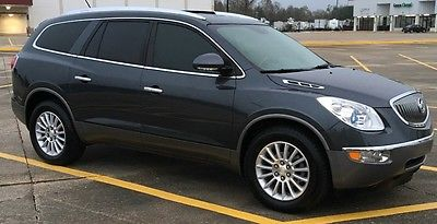 2012 Buick Enclave 2012 BUICK ENCLAVE 7PASSENGER LEATHER HEATED SEATS REAR CAMERA 64K