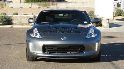 2014 Nissan 370Z 2dr Coupe Manual Touring 2dr Coupe Manual Touring Manual Gasoline 3.7L V6 DOHC 24V Gun Metallic
