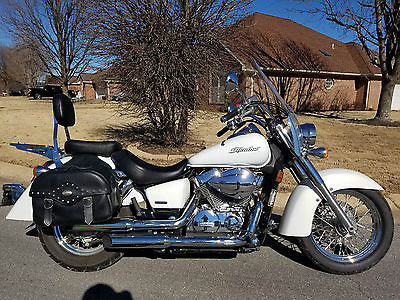2007 Honda Shadow  2007 Honda Shadow Aero 750cc w/ low miles (very clean w/ many extras!)