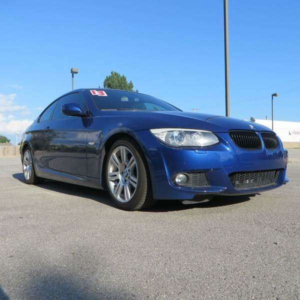 2013 BMW 3 Series 335i xDrive AWD 2dr Coupe