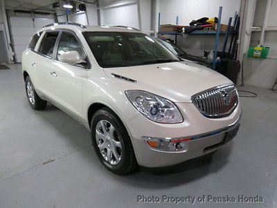 2011 Buick Enclave FWD 4dr CXL-2 FWD 4dr CXL-2 SUV Automatic Gasoline V6 Cyl BEIGE