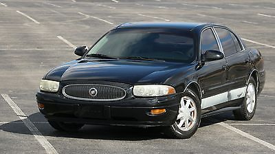 2004 Buick LeSabre USED Black 2004 BUICK LESABRE Pricing at only $2800.00! Was $3300!
