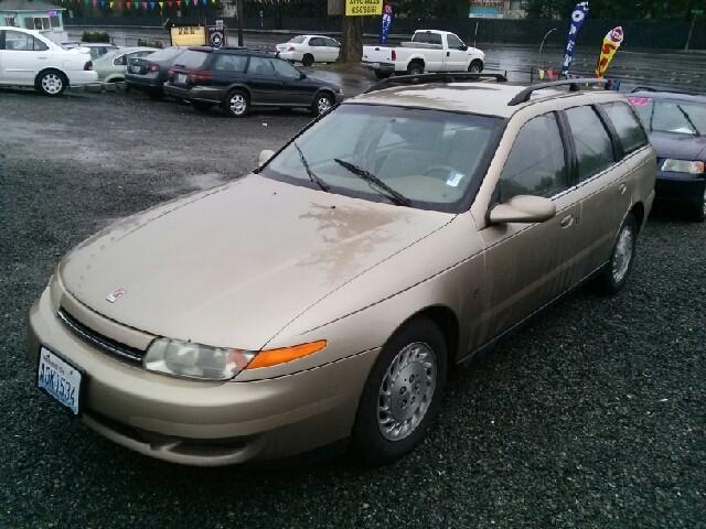 2000 Saturn L-Series LW1 4dr Wagon