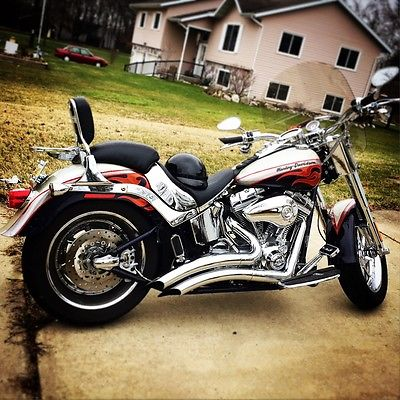 Picture Of 0 2006 Harley Davidson Cvo Fat Boy