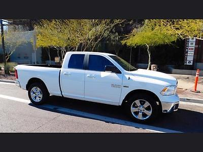 2017 Ram 1500  2017 Ram 1500 Big Horn Automatic 4-Door Truck 4X4