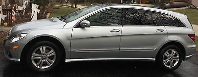 2008 Mercedes-Benz R-Class 4MATIC 2008 Mercedes R350 AWD w/ FORD PremiumCare Warranty til 10/20/2018 100,556 miles