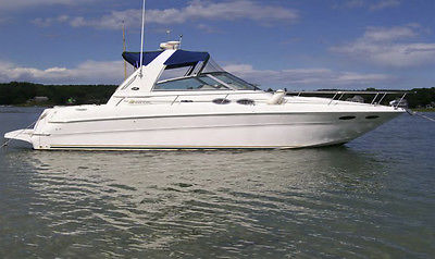 Sea Ray 2001 310 Sundancer Fully Loaded Excellent Condition Low Hours