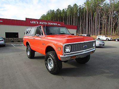 1971 Chevrolet Blazer K5 NEWLY RESTORED 1971 CHEVY BLAZER