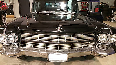 1965 Cadillac Fleetwood 1965 Cadillac Fleetwood Limousine - Classic