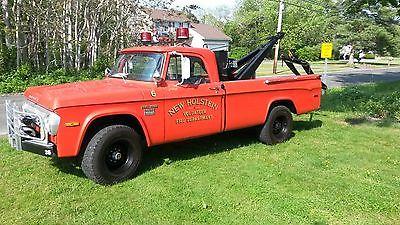 1971 Dodge Power Wagon  1971 dodge W200 power wagon