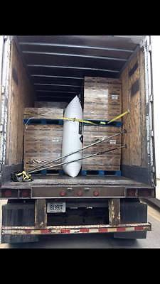 53 dry van trailer great dane 99 swing doors air ride alum roof