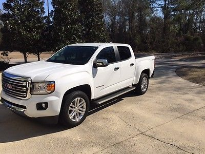 2016 GMC Canyon SLT 2016 GMC Canyon SLT SLT 4x4 Loaded