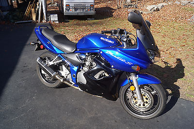 2001 Suzuki Bandit  2001 suzuki bandit gsf 600 s