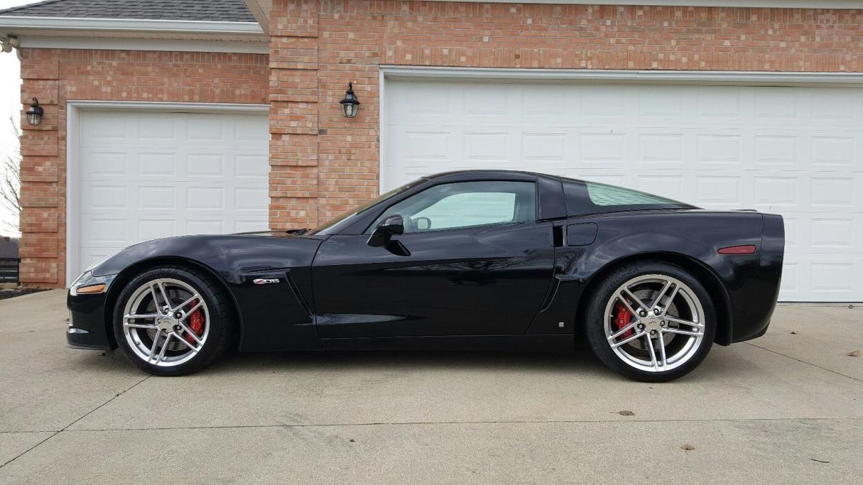 2006 chevrolet corvette z06 cars for sale. Black Bedroom Furniture Sets. Home Design Ideas