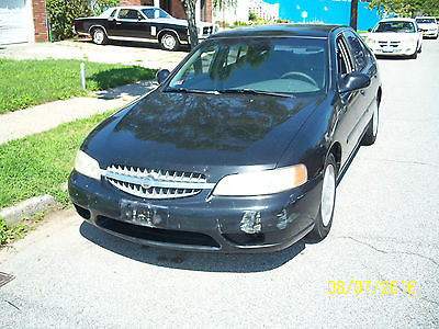 2000 Nissan Altima base cheap 1st car,for college budget 2000 Nissan Altima