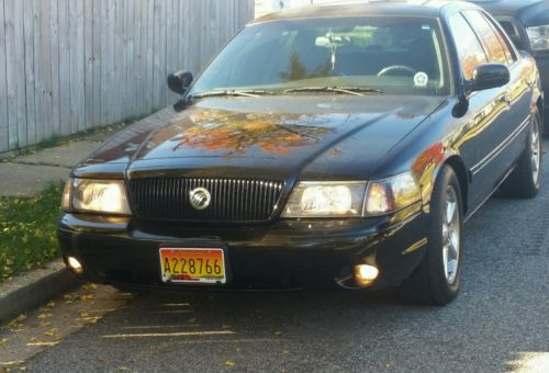 2003 Mercury Marauder  2003 MERCURY MARAUDER 300A GREAT CONDITION 125K MI. 2ND OWNER CLEAN VEHICLE HIST