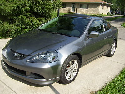2006 Acura RSX Base Coupe 2-Door 2006 Acura RSX Base Coupe 2-Door 2.0L
