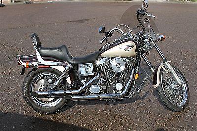 1998 Harley-Davidson Dyna  1998 Harley Davidson Dyna Wide Glide 95th Anniversary
