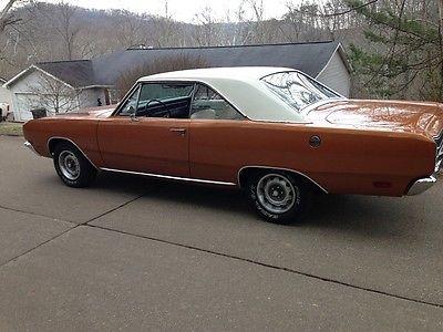 1969 Dodge Dart  1969 Dodge Dart GTS