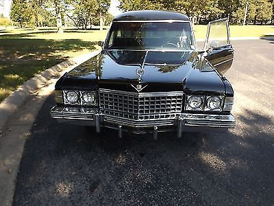 1974 Cadillac Other Hearse 1974 Cadillac Miller Meteor Landau End Loader Hearse