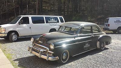 1949 Chevrolet Bel Air/150/210 yes chrome 1949 Chevy Car 2 door Deluxe all original