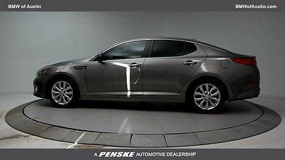 2015 Kia Optima 4dr Sedan EX 4dr Sedan EX Gasoline 2.4L 4 Cyl
