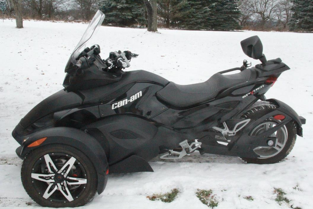 Can Am Spyder For Sale >> Can Am Spyder 2009 Motorcycles For Sale