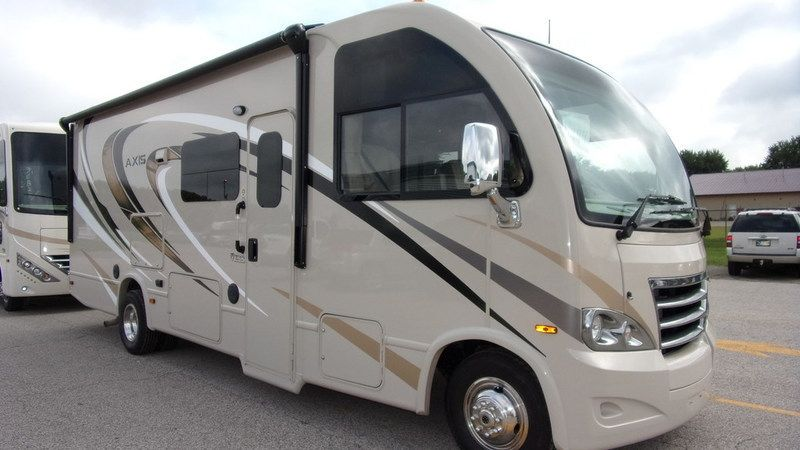 Thor axis rvs for sale in indiana for Thor motor coach elkhart in