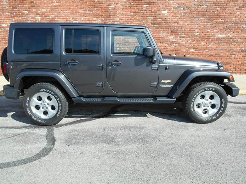 jeep wrangler unlimited cars for sale in kansas. Black Bedroom Furniture Sets. Home Design Ideas