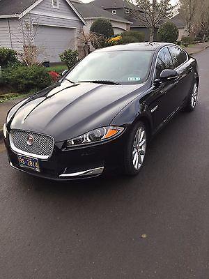 2014 Jaguar XF 2014 Jaguar XF SC V6 AWD