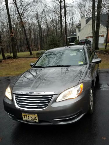 2011 Chrysler 200 Series Touring 2011 Chrysler 200 Touring - reduced to 7200